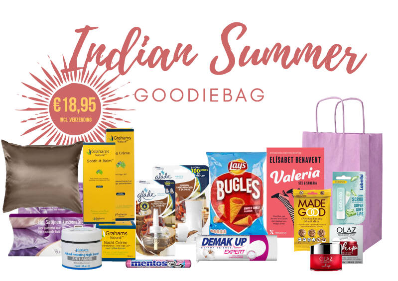 Indian Summer Goodiebag