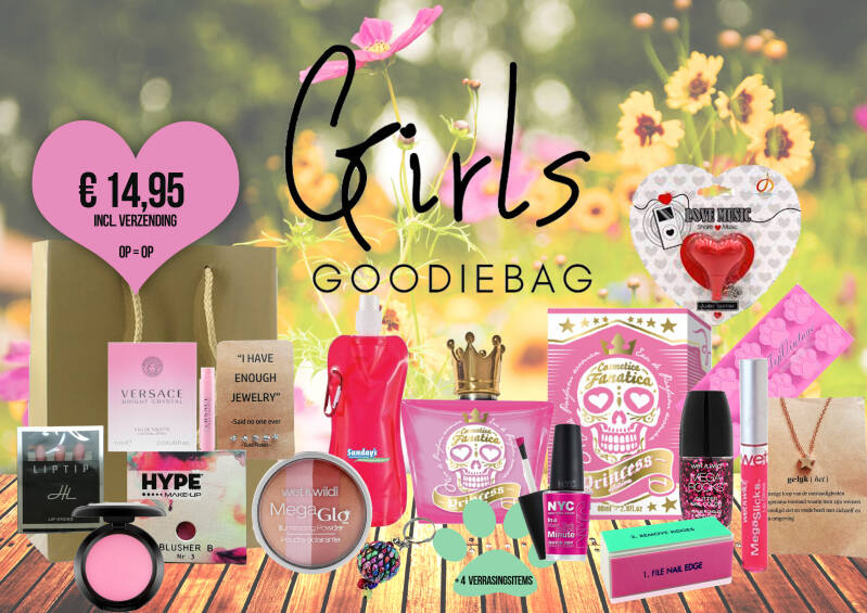 Girls Goodiebag