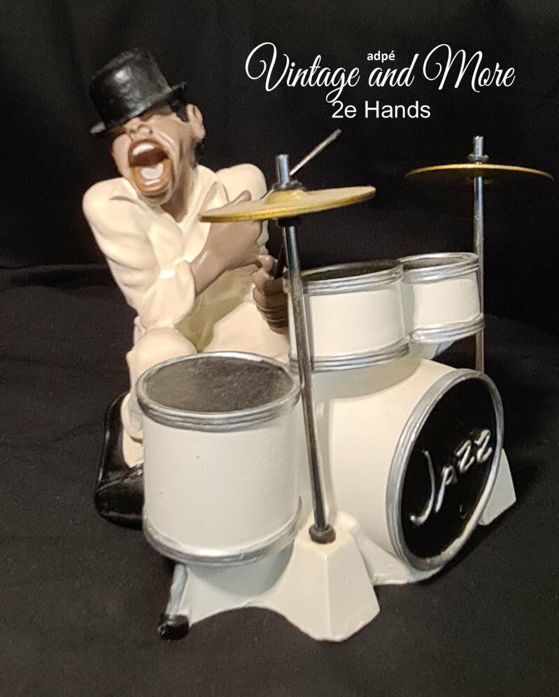 All that jazz band Drummer Nr 10182
