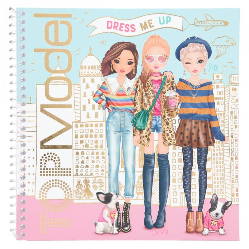 Dress me up.... 10452 (Top Model)