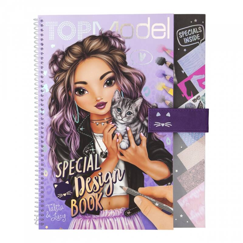 Special design book 11253 (Top Model) 6+