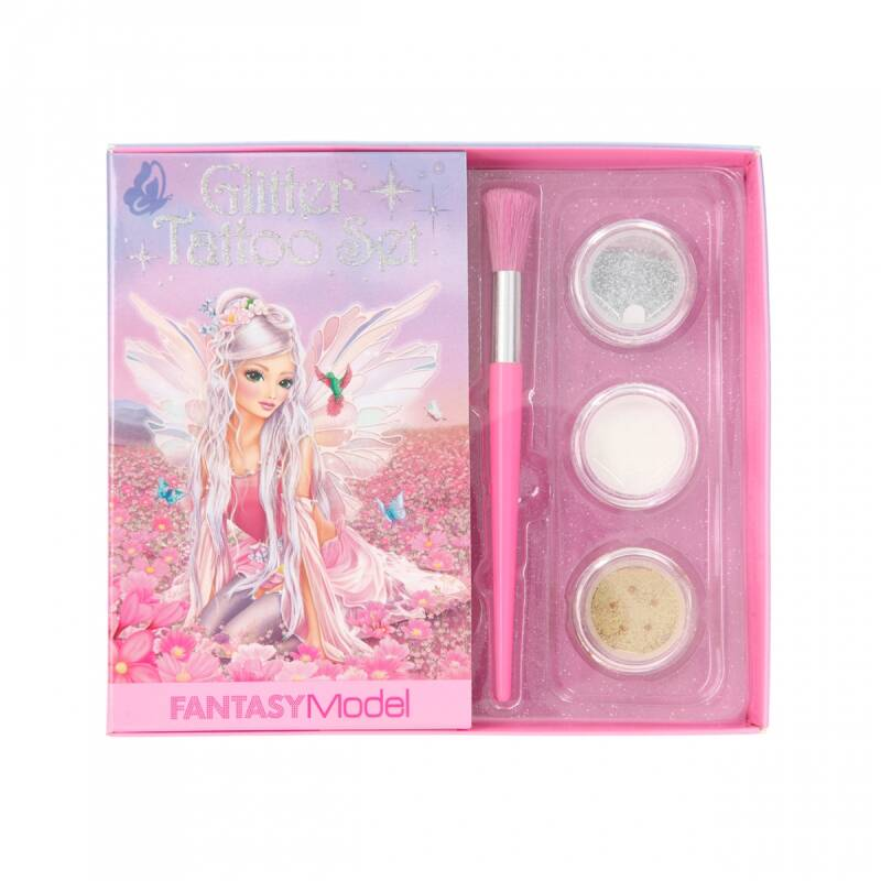 Glitter Tatoeageset - Fairy 11285 (Fantasy model) 4+