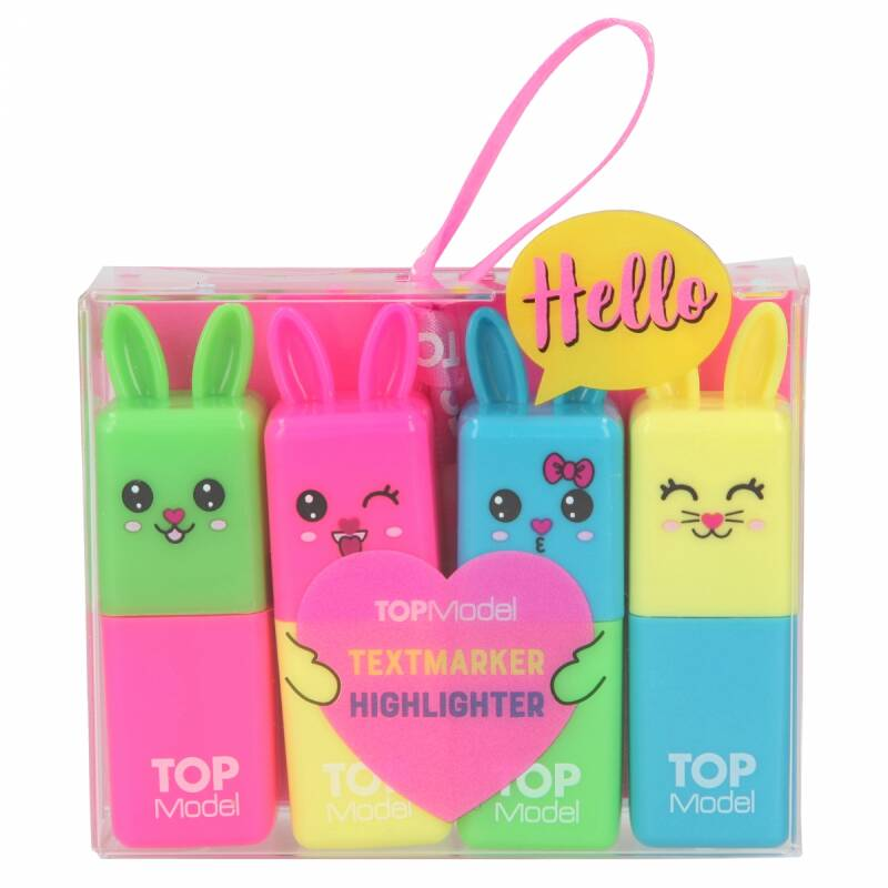 Textmarkers/Highlighters 3923 (Top Model) 5+
