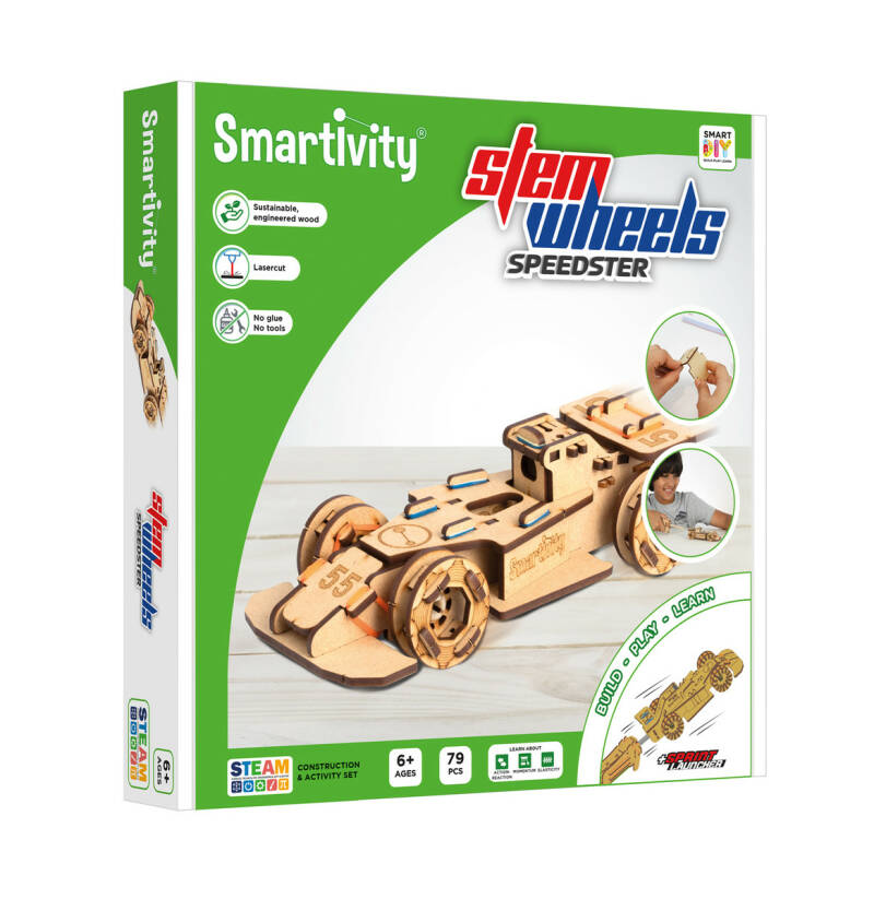 Stem Wheels Speedster STY001 (Smartivity) 6+