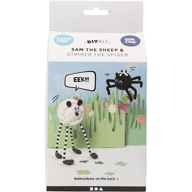 DIYkit - Funny Friends: Sam the sheep 100604 (Creotime)