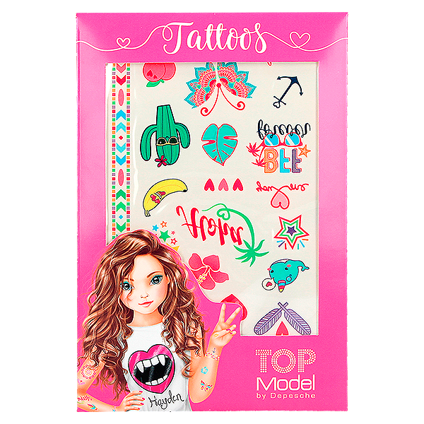 Tattoos 10227 (Top Model)