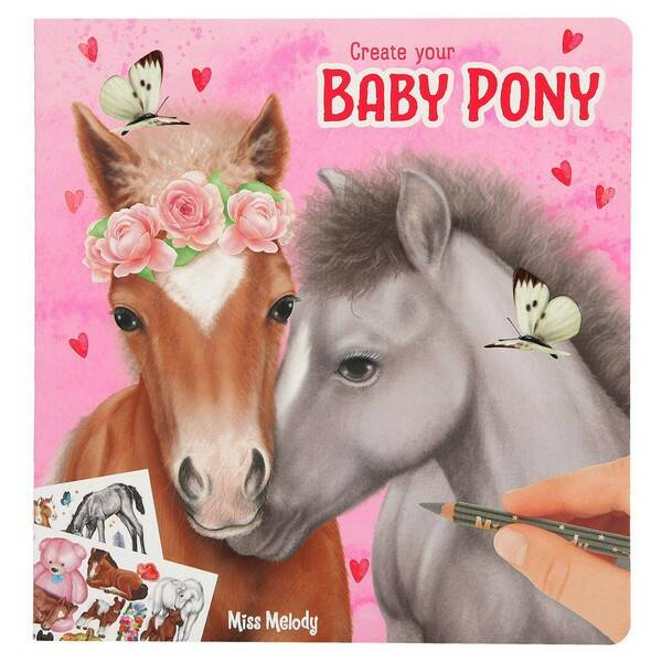 Create your...baby pony 10466 (Miss Melody)