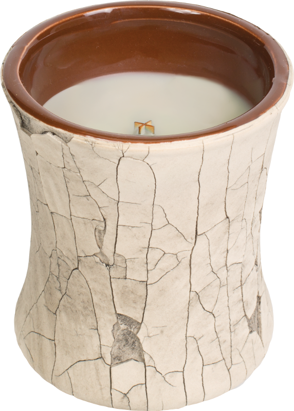 WoodWick Mini - Ceramic Fireplace Fireside