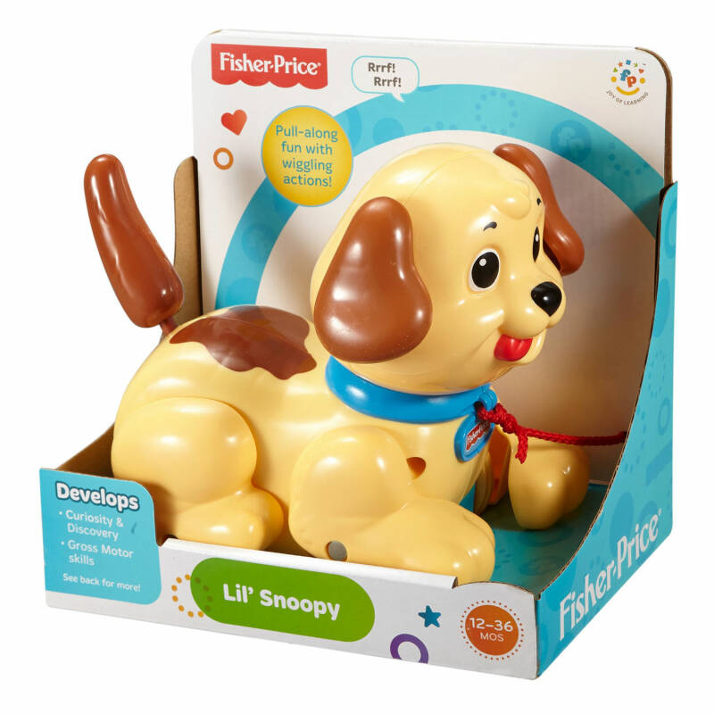 Lil'Snoopy H9447 (Fisher Price) 1+