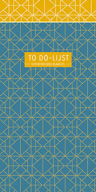 To do-lijst - Patterns