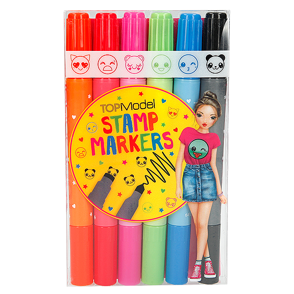 Stampmarkers 6432 (Top Model)