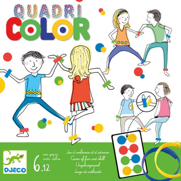 Quadri Color DJ08447 (Djeco)