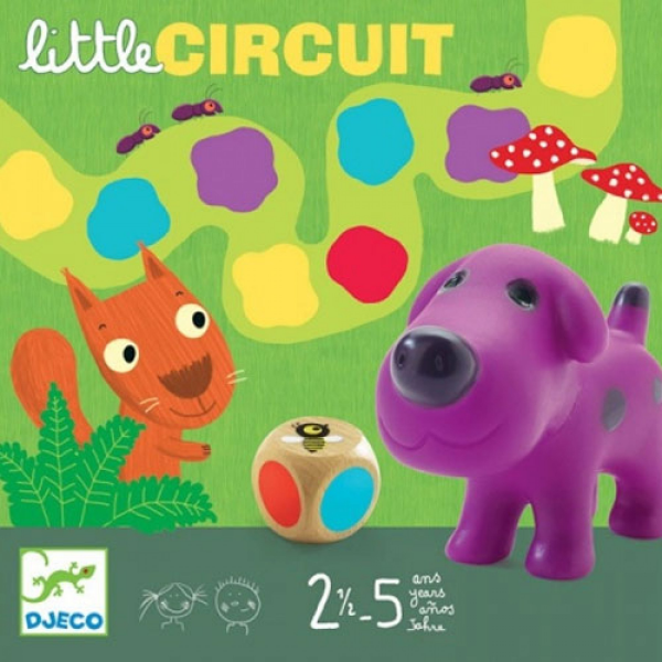 Little circuit DJ08550 (Djeco)