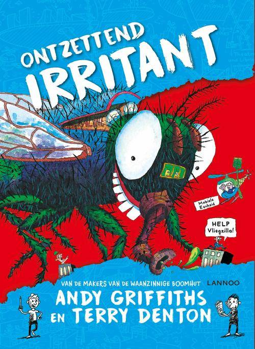 Ontzettend irritant - Andy Griffiths & Terry Denton 10+