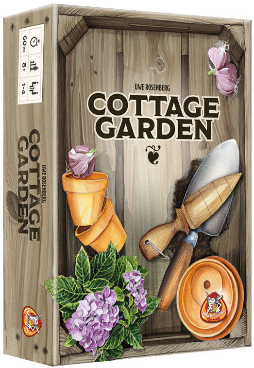 Cottage Garden NL WGG1628 (White Goblin Games) 8+