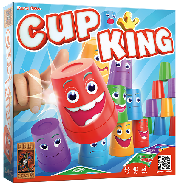 Cup King 999-CUP01 (999 Games) 8+