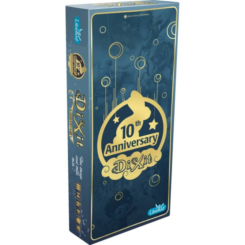 Dixit - Uitbr.9: 10th anniversary (Libellud) 8+
