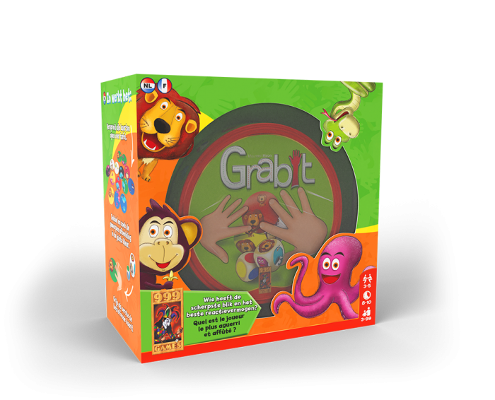 Grab it! 999-GBT01 (999 Games)