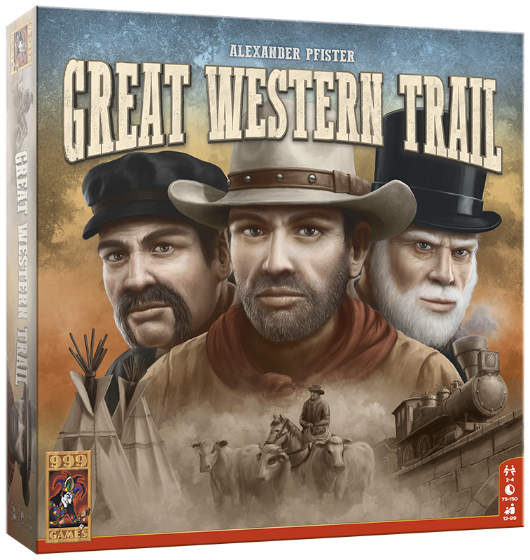 Great Western Trail (999 Games)