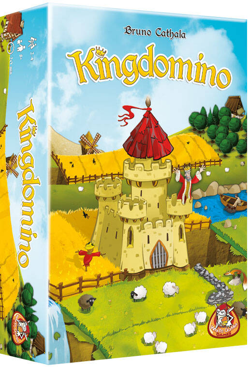 Kingdomino NL (White Goblin Games)