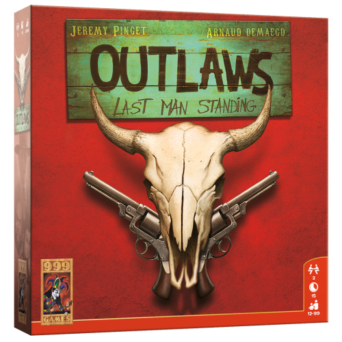 Outlaws 999-OUT01 (999 Games) 12+