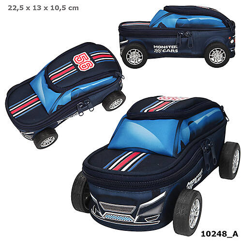Etui - Auto 10248 (Monster Cars)