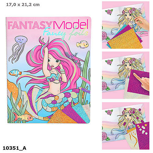 Fancy foils 10351 (Fantasy Model)