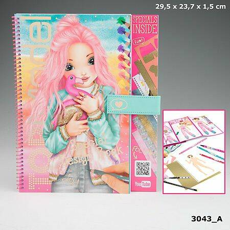 Special design book 3043 (Top Model)