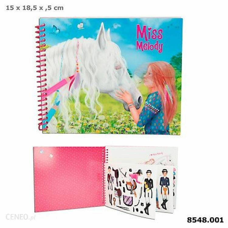 Dress up your horse 8548 (Miss Melody)