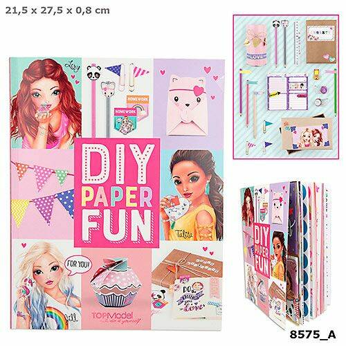 Do It Yourself Paperfun 8575 (Top Model)