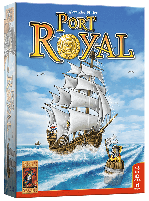 Port Royal 999-POR01 (999 Games)