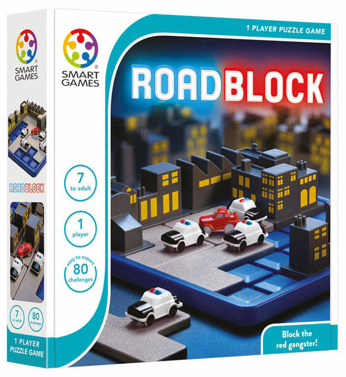 Roadblock SG250 (Smartgames) 7+