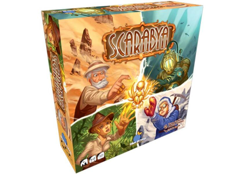 Scarabya (Blue Orange Games)