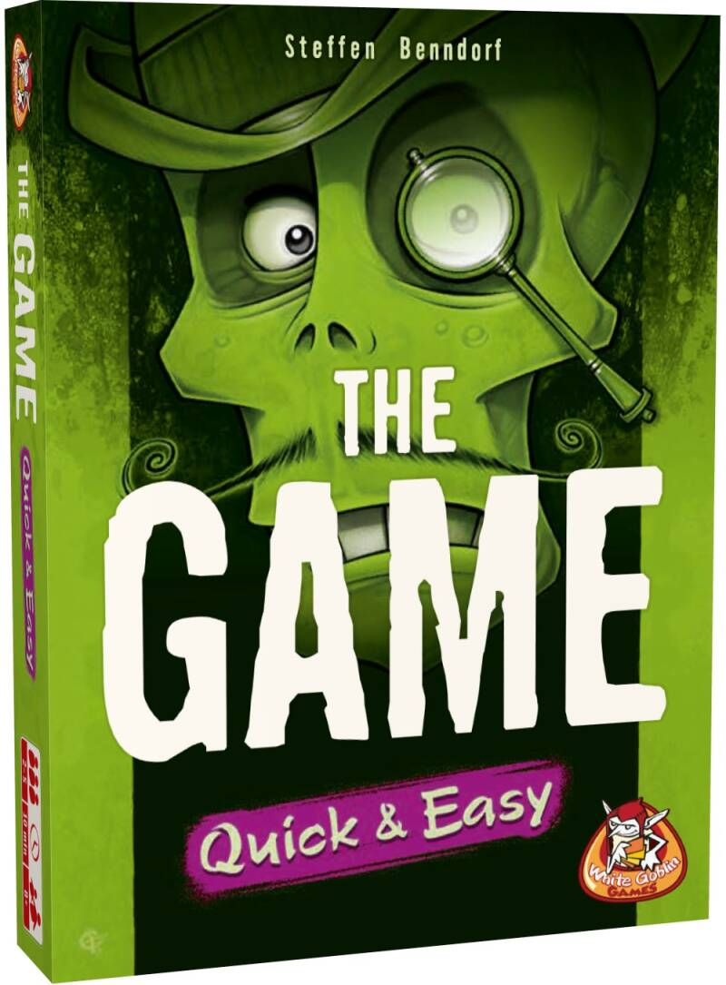 The Game - Quick & Easy WGG2043 (White Goblin Games) 8+