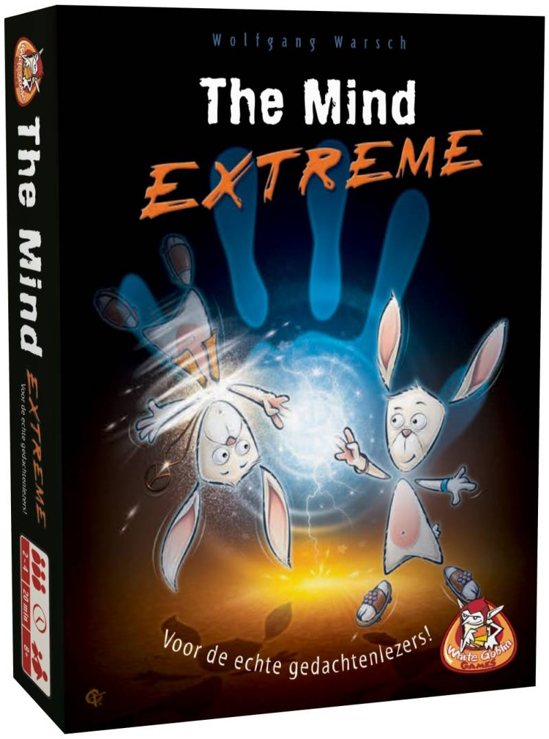 The Mind - Extreme WGG1969 (White Goblin Games) 8+