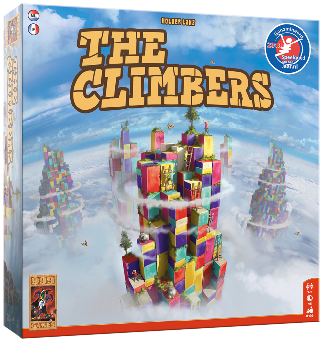 The Climbers 999-CMB01 (999 Games) 8+