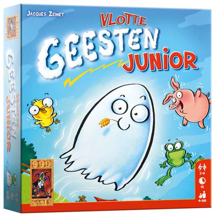 Vlotte Geesten - Junior 999-VLO05 (999 Games) 4+