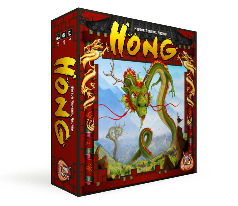 Hong WGG1611 (White Goblin Games) 8+