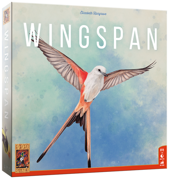Wingspan (NL) 999-WIN01 (999 Games)