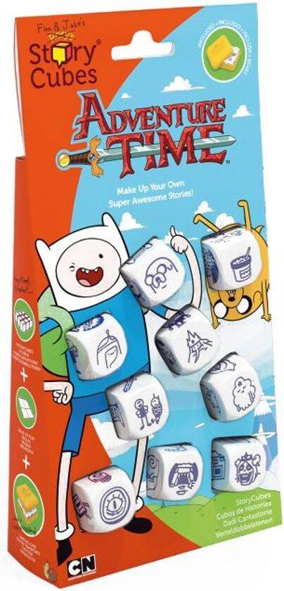 Rory's Story Cubes - Adventure time (Zygomatic)