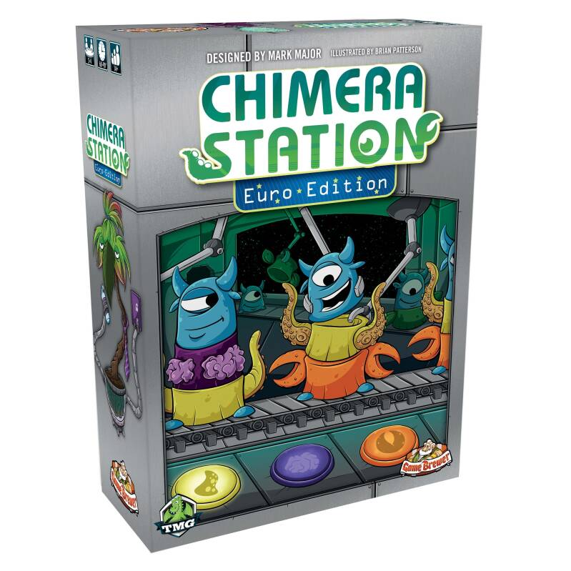 Chimera Station (Game Brewer) 12+