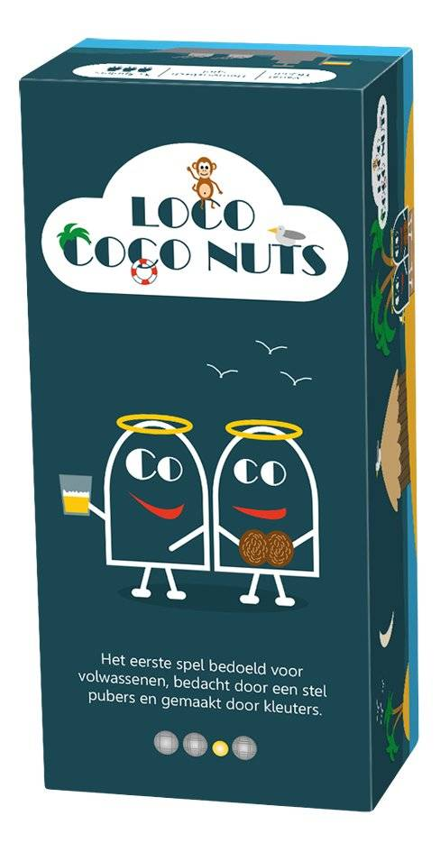 Loco Coco Nuts (Geronimo Games)