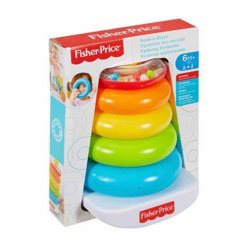 Stapelpiramide FHC92 (Fisher Price) 6m+