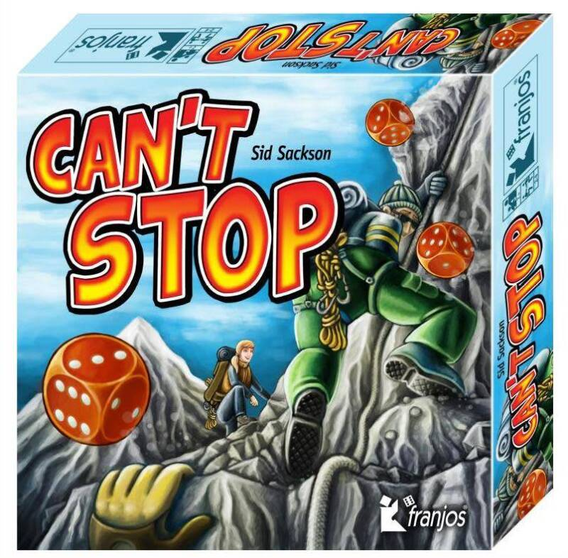 Can't stop (Franjos) 8+