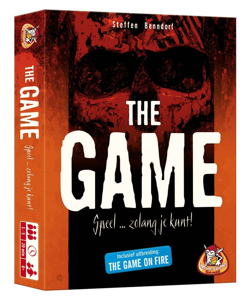 The Game NL WGG1524 (White Goblin Games) 8+