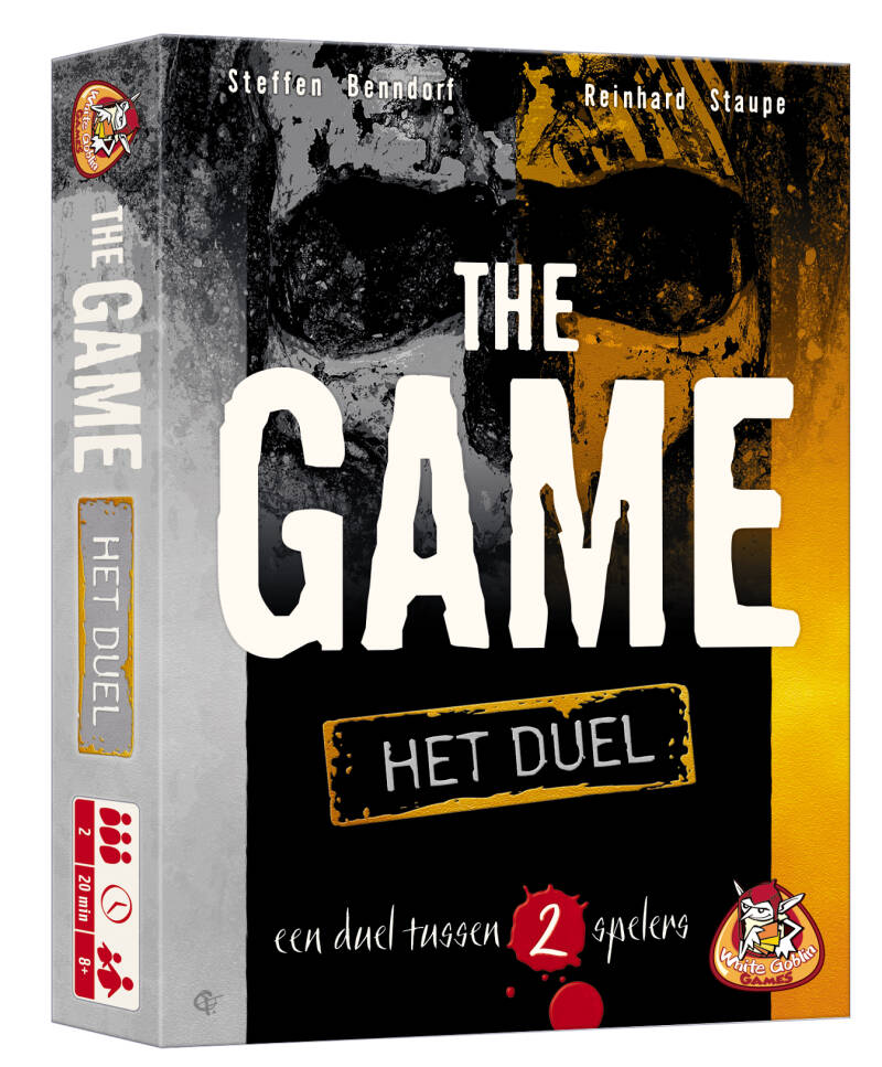 The Game - Het duel NL WGG1740 (White Goblin Games) 8+