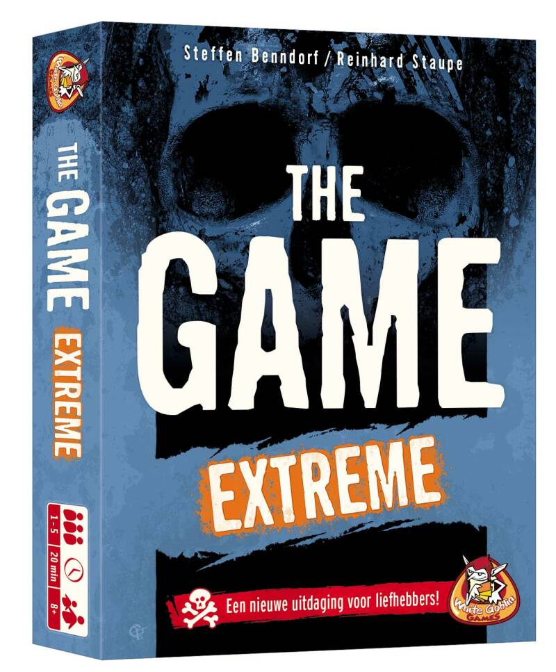 The Game - Extreme NL WGG1625 (White Goblin Games) 8+