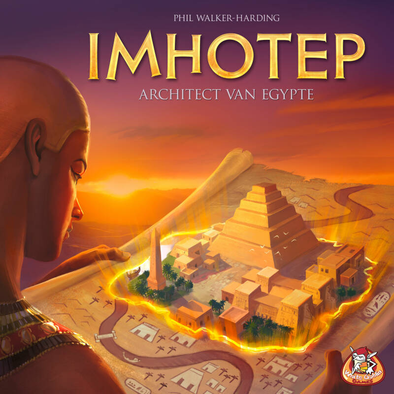 Imhotep  WGG1631 (White Goblin Games) 10+