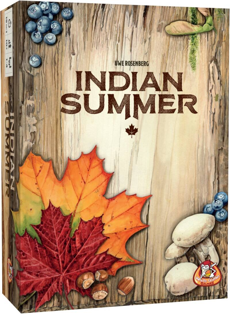 Indian Summer NL WGG1744 (White Goblin Games) 10+
