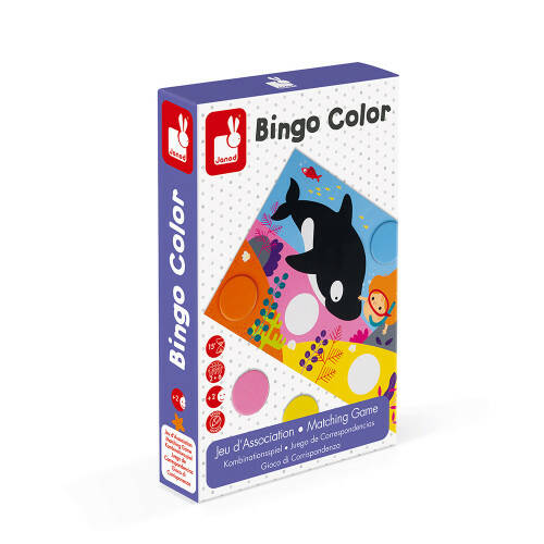 Bingo Color J02693 (Janod) 2+